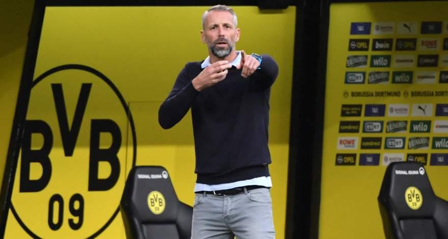 1 июля Марко Розе начинает свою карьеру в дортмундской «Боруссии». Эдин Терзич стал техническим директором клуба.