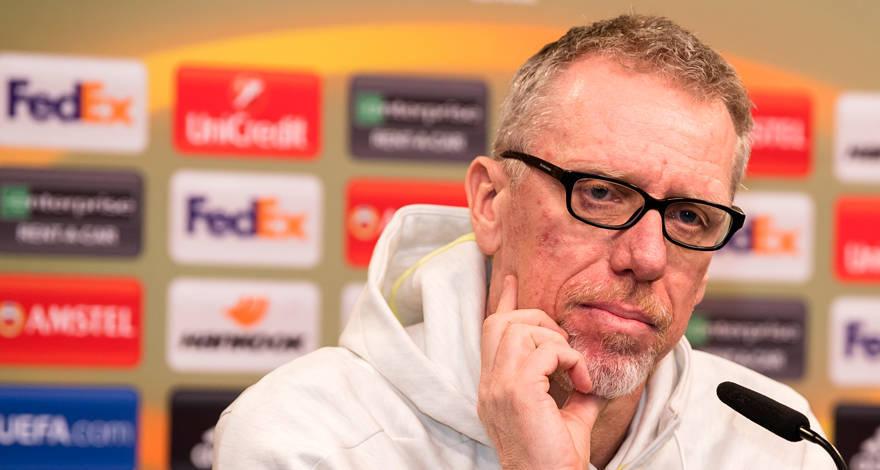 Будущее Штегера зависит от ответного матча в Зальцбурге