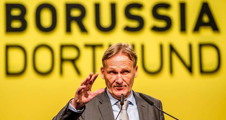 Ханс-Йоахим Ватцке обеспокоен ситуацией вокруг правила 50+1