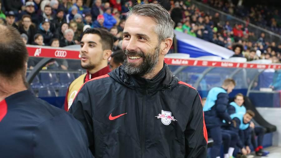 Главный тренер «Зальцбурга» Марко Розе может возглавить «Боруссию» Дортмунд