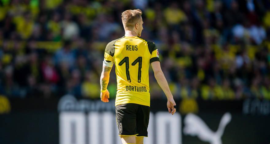 «Я хочу быть на поле во время матчей Чемпионата Мира». Интервью Марко Ройса DFB.de