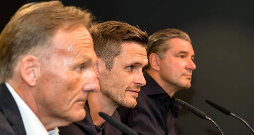 Себастьян Кель официально вступил в должность главы отдела профессиональных игроков