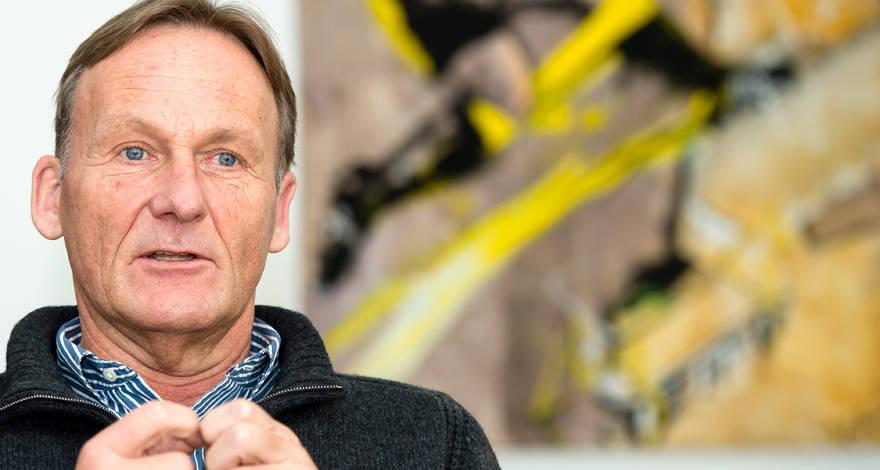 Ханс-Йоахим Ватцке: «Для тренера важно иметь собственный почерк и добиваться успехов»