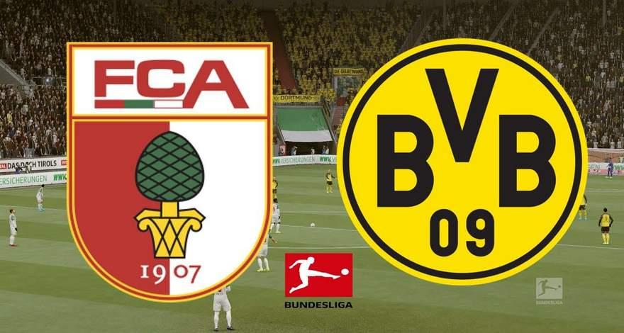 26.09.2020. Бундеслига (2 тур): Перед матчем «Аугсбург» - «Боруссия»...