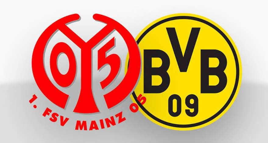 Бундеслига (33-й тур): «Майнц» Майнц - «Боруссия» Дортмунд. Перед матчем.
