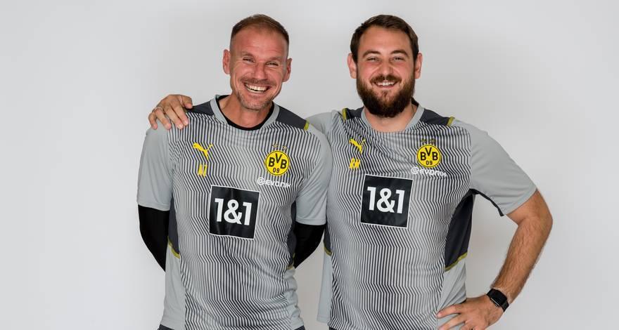 Александр Циклер и Рене Марич: «Наш шеф – абсолютно командный игрок!»
