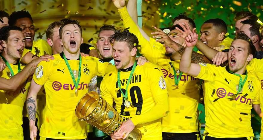 «Большая легенда»: как Пишчек ставит себе памятник, выиграв Кубок Германии с дортмундской «Боруссией».
