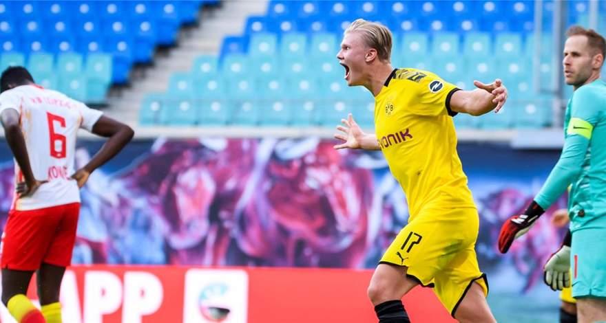 «Боруссия» более 240 минут не пропускает в свои ворота в матчах со стабильным «РБ Лейпцигом».