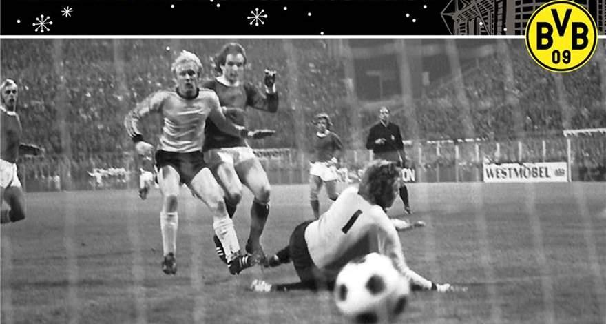«Боруссия» (Дортмунд). Календарь событий: Женщина забила первый гол на «Вестфаленштадионе».