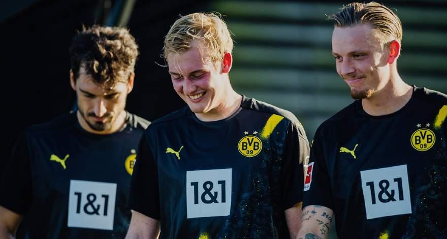 «Боруссия» Дортмунд: перед сезоном 2020-2021 годов.