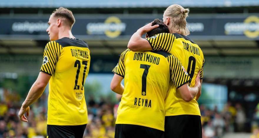 «Боруссия» Дортмунд: перед сезоном 2021-2022 годов.