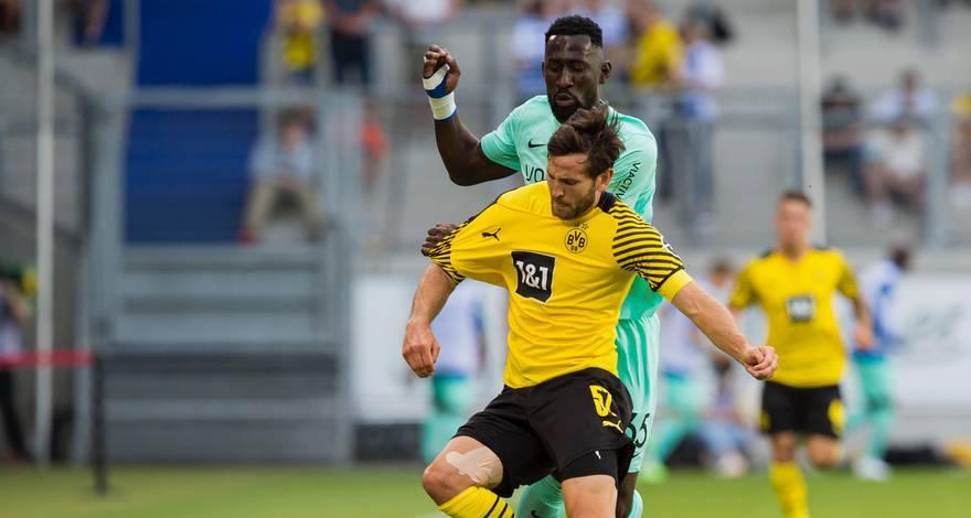 «Боруссия» уступила «Бохуму» в единственном матче «Кубка традиций».
