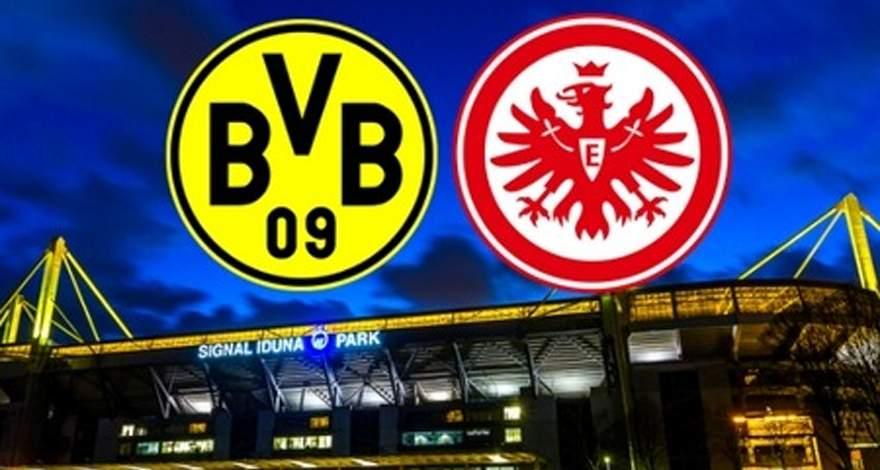 Бундеслига (1 тур): «Боруссия» Дортмунд - «Айнтрахт» (Франкфурт-на-Майне). Перед матчем.