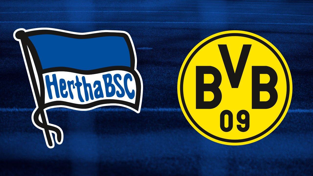 Бундеслига (13 тур):«Герта» Берлин — «Боруссия» Дортмунд. 30.11.2019. Перед матчем.