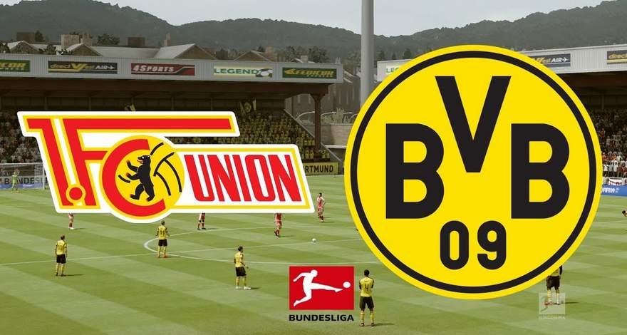 Бундеслига (13-ый тур): «Унион» (Берлин) - «Боруссия» (Дортмунд). Игра с сенсацией нынешнего сезона.