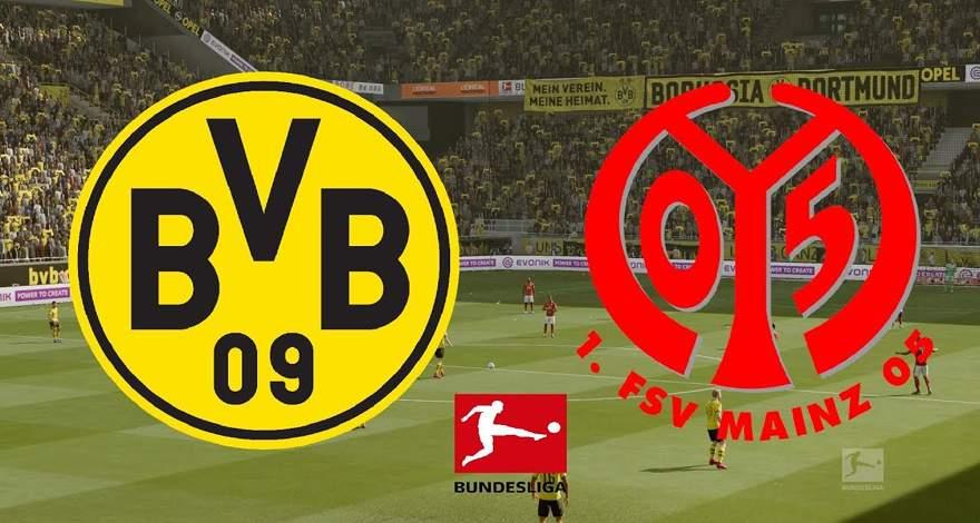 Бундеслига (16-й тур): «Боруссия» Дортмунд — «Майнц». Игра с командой, занимающей последнее место.