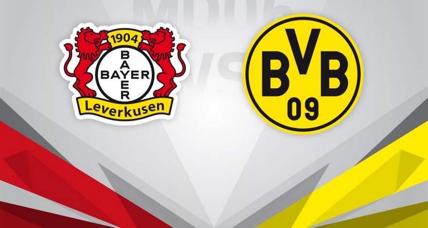 Бундеслига (17-й тур): «Байер» Леверкузен - «Боруссия»  Дортмунд. Игра между претендентами на попадание в Лигу Чемпионов.