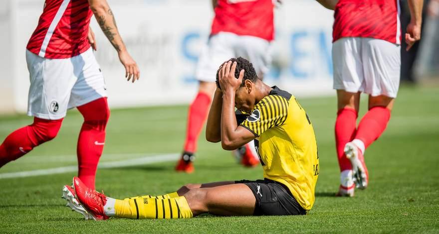 Бундеслига (2-й тур): «Фрайбург» - «Боруссия» Дортмунд. Заслуженная победа хозяев.