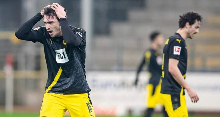 Бундеслига (20-й тур): «Фрайбург» - «Боруссия» Дортмунд. Третье поражение подряд на выезде.