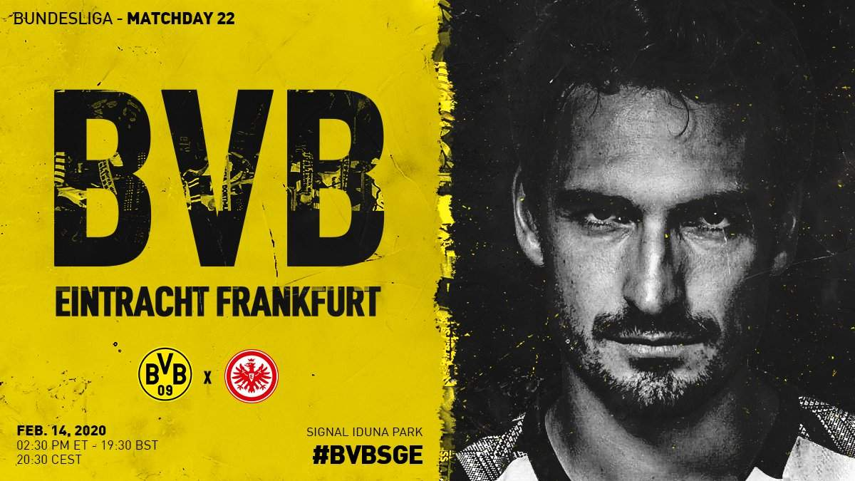 Бундеслига (22 тур): «Боруссия» Дортмунд — «Айнтрахт» Франкфурт-на-Майне. 14.02.2020. После матча.