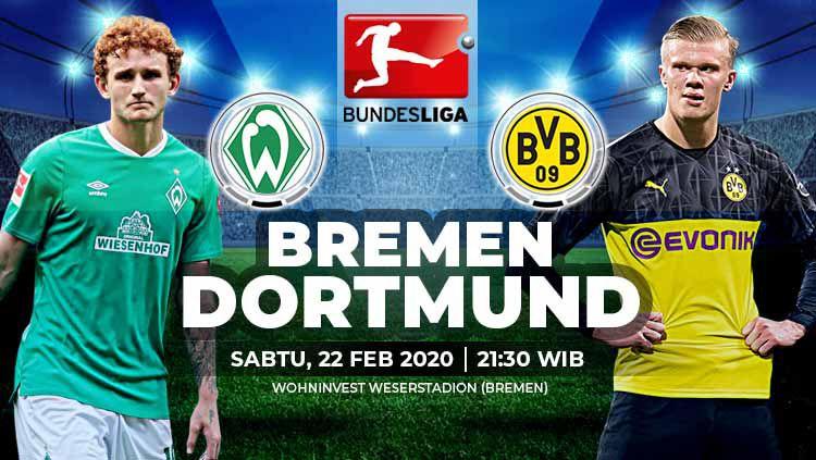 Бундеслига (23 тур): «Вердер» Бремен — «Боруссия» Дортмунд. 22.02.2020. Перед матчем.