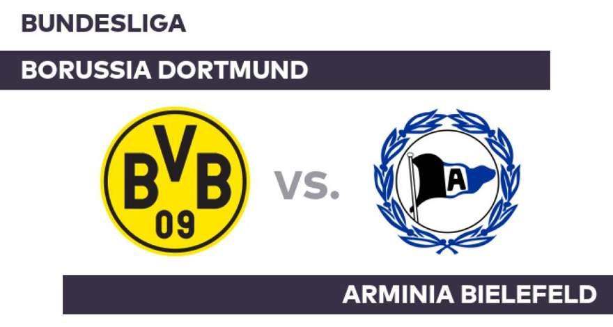Бундеслига (23-й тур): «Боруссия» Дортмунд - «Арминия» Билефельд. Перед матчем.