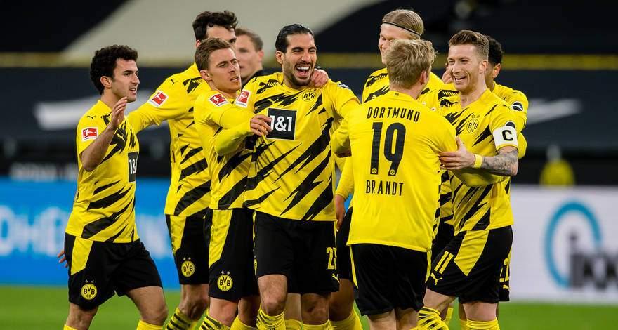 Бундеслига (25-й тур): «Боруссия» Дортмунд - «Герта» Берлин. Победа и травмы у Дортмунда.
