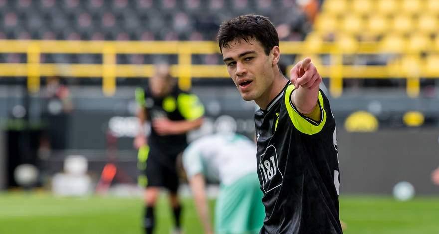 Бундеслига (29-й тур): «Боруссия» Дортмунд 4:1 «Вердер» Бремен. Гонка за ЛЧ продолжается.