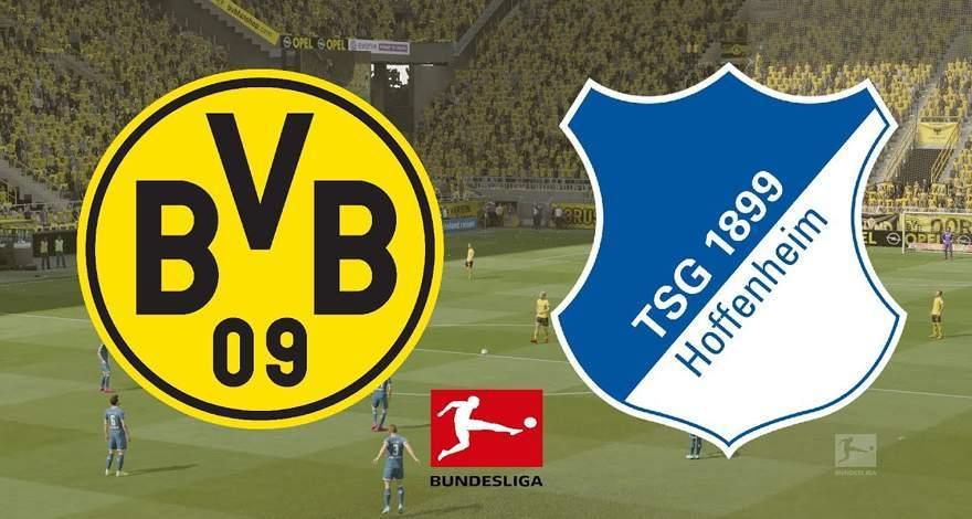 Бундеслига (3 тур): «Боруссия» (Дортмунд) - «Хоффенхайм» (Зинсхайм). Игра с самым неудобным соперником после «Баварии».