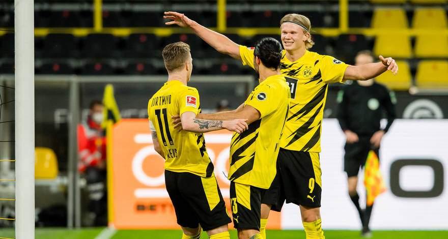 Бундеслига (30-й тур): «Боруссия» Дортмунд 2:0 «Унион» Берлин. Есть еврокубки в следующем сезоне!