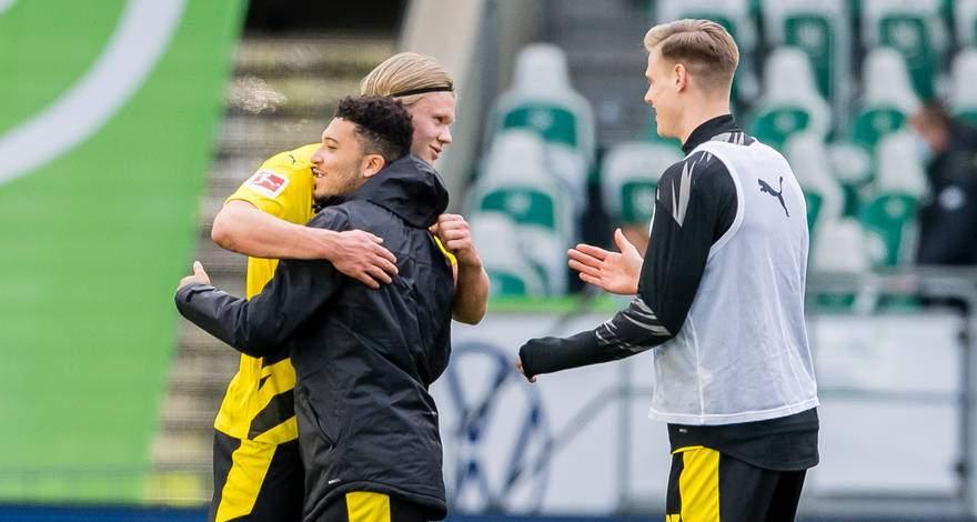 Бундеслига (31-й тур): «Вольфсбург» Вольфсбург 2:0 «Боруссия» Дортмунд. В одном шаге от ЛЧ.