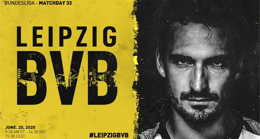 Бундеслига (33 тур): «РБ Лейпциг» Лейпциг — «Боруссия» Дортмунд. 20.06.2020. После матча.