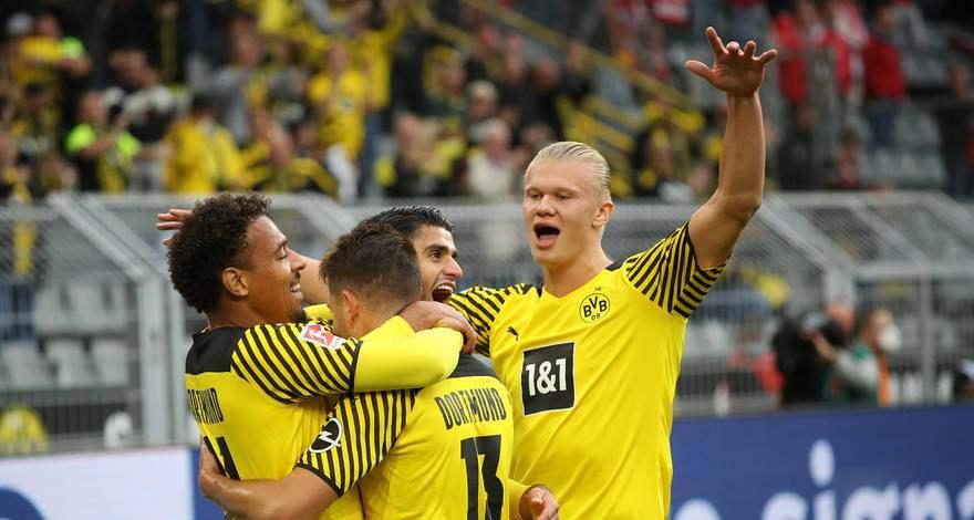Бундеслига (5 тур): «Боруссия» Дортмунд - «Унион» (Берлин). Победа хозяев. И очередные пропущенные два мяча.