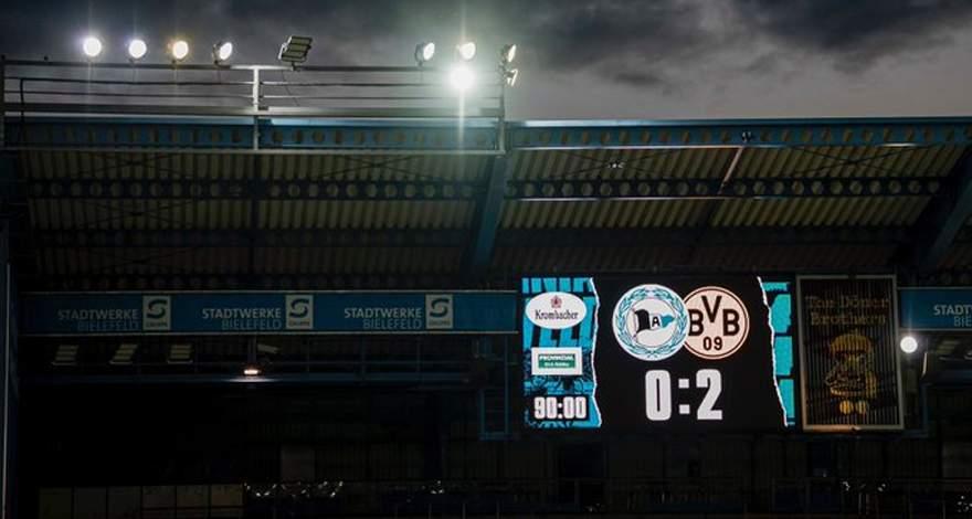 Бундеслига (6 тур): «Арминия» - «Боруссия». Дубль и травма Матса Хуммельса.