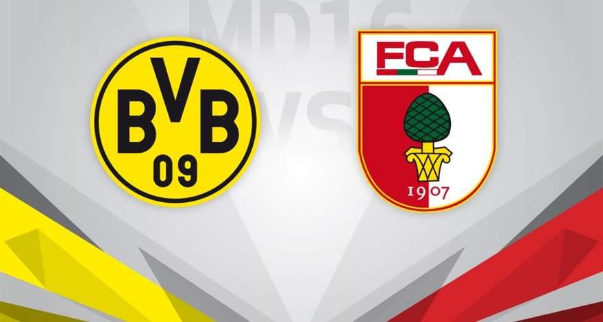 Бундеслига (7 тур): «Боруссия» Дортмунд - «Аугсбург». Перед матчем.
