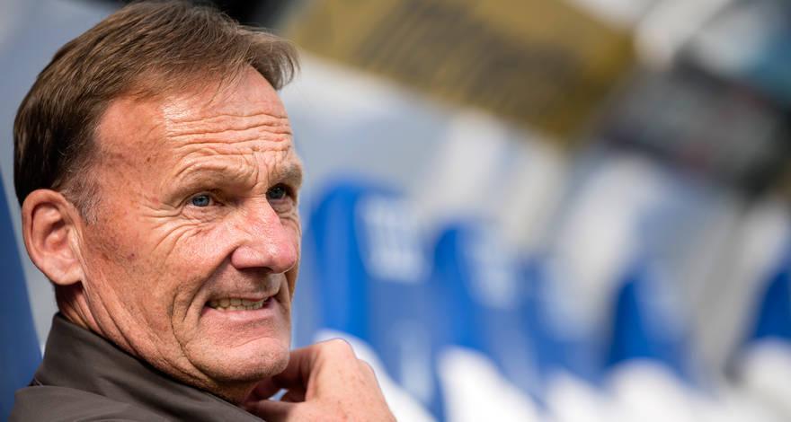 Ханс-Йоахим Ватцке: «С «Баварией» нужно быть начеку до последнего тура»