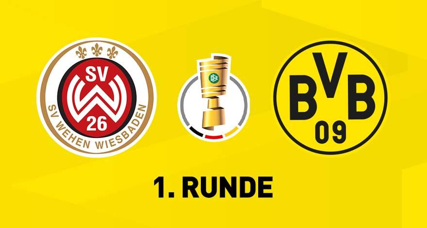 Кубок Германии (1 раунд): «Вехен» Висбаден - «Боруссия» Дортмунд. Перед матчем.