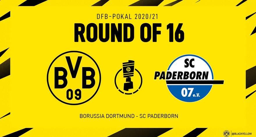 Кубок Германии (1/8 финала): «Боруссия» Дортмунд - «Падерборн». Дортмунд — фаворит.