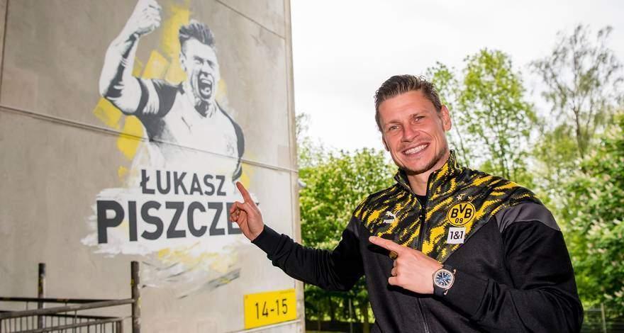 Легенда «Боруссии» Лукаш Пишчек: «Я никогда не забуду это время»
