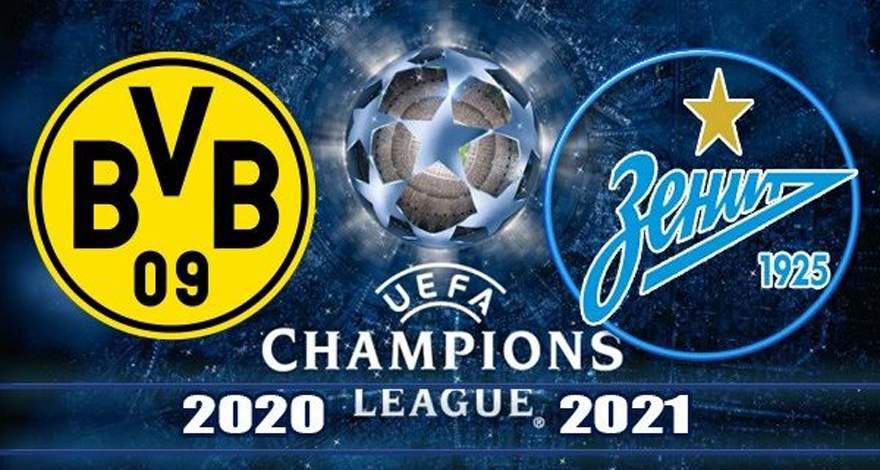 Лига Чемпионов (2-ой тур): «Боруссия» (Дортмунд) — «Зенит» (Санкт-Петербург). Хозяева безоговорочные фавориты.