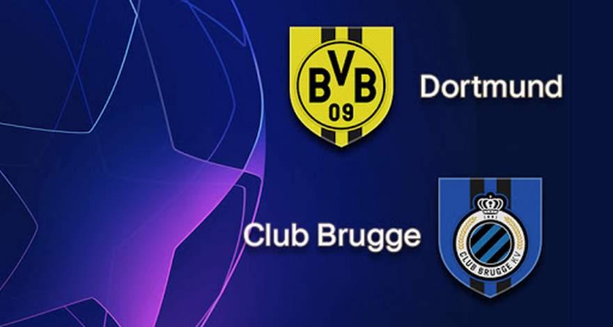 Лига Чемпионов (4-ый тур): «Боруссия» (Дортмунд) — «Брюгге» (Бельгия).