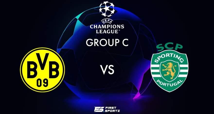Лига Чемпионов (групповой этап, 2-й тур).  «Боруссия» (Дортмунд, Германия) — «Спортинг» (Лиссабон, Португалия). Перед матчем