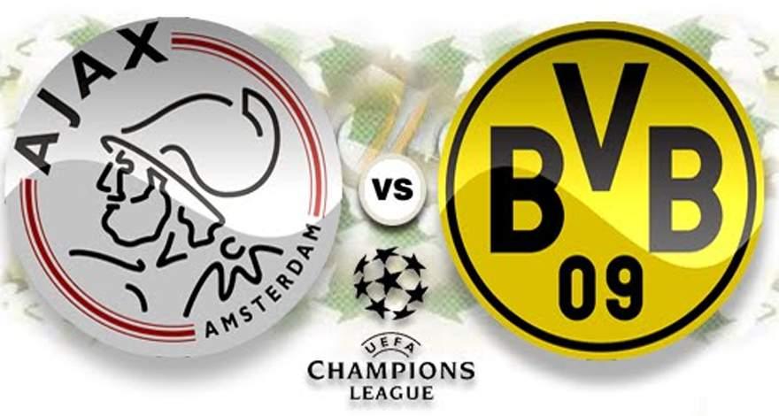 Лига Чемпионов (групповой этап, 3-й тур). «Аякс» (Амстердам, Нидерланды) — «Боруссия» (Дортмунд, Германия). Перед матчем.