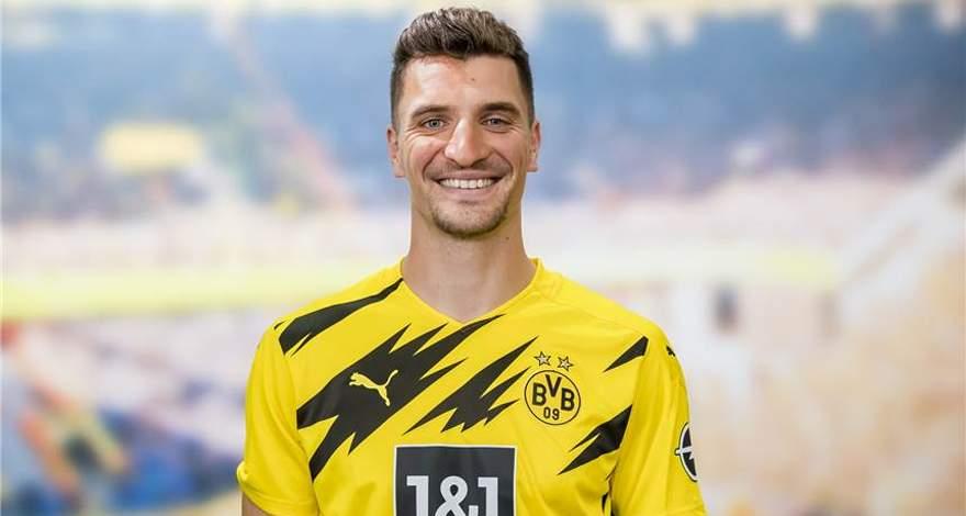 Новичок «Боруссии» Томас Менье выбрал номер 24. Грустная причина.