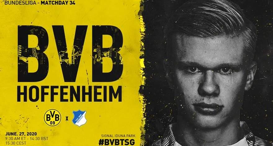 «Позор для короля!» Бундеслига (34 тур): «Боруссия» Дортмунд — «Хоффенхайм» Зинсхайм. 27.06.2020. После матча.
