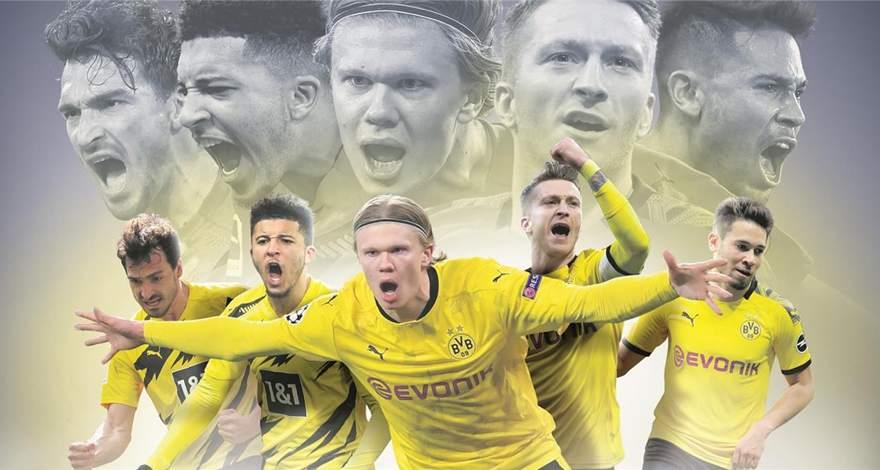 Пять претендентов на выбор: Кто стал лучшим игроком дортмундской «Боруссии» в этом сезоне?