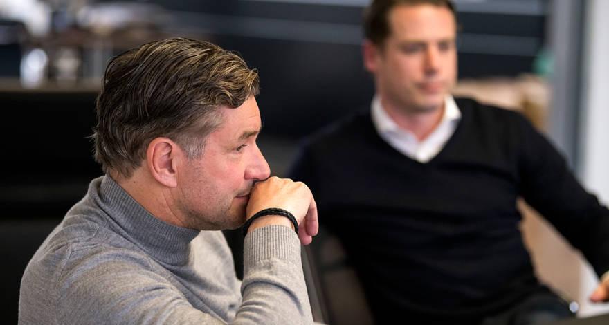 Совместное XXL-интервью Михаэля Цорка и Ларса Риккена для BVB.de