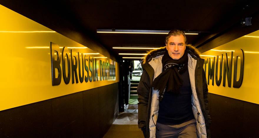 Спортивный директор «Боруссии» Цорк в интервью: «Возникает страх и беспокойство»