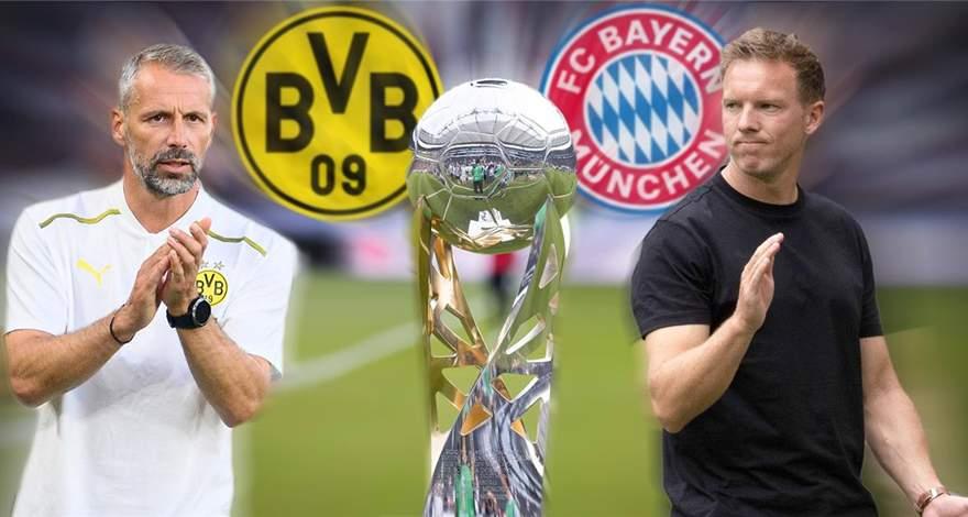 Суперкубок Германии: «Боруссия» (Дортмунд) - «Бавария» (Мюнхен). 8-й Der Klassiker за последние 10 сезонов…