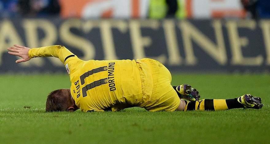 Травмы в современном футболе и в дортмундской «Боруссии».